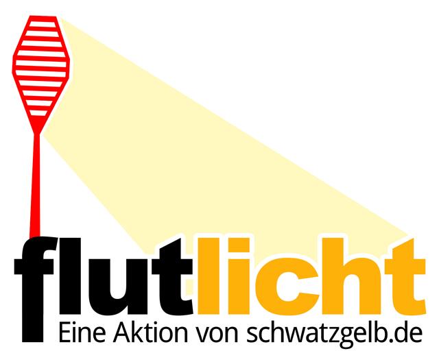 flutlicht - soziales Engagement von schwatzgelb.de